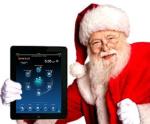 Santa Workforce Tablet