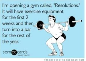 Resolutions Gym and Bar