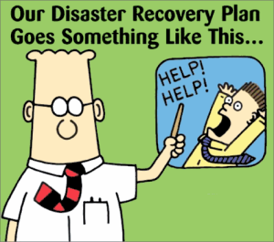 Dilbert Disaster Plan