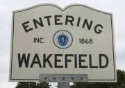 entering wakefield