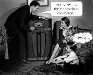 Kronos Radio Commercial