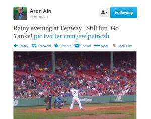 Aron Tweet