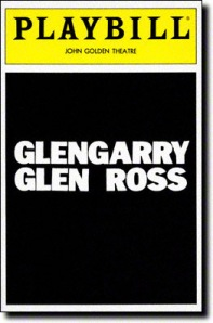 Glengarry-Glen-Ross-Playbill-03-84