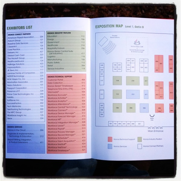 KW expo guide