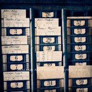 antique timecards