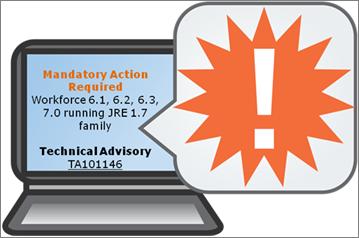 JRE 1.7 issue Kronos