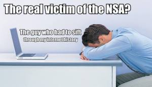sift NSA data