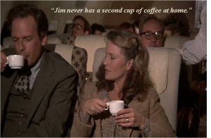 Airplane Coffee