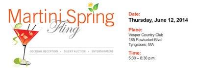 SEGL Martini Spring Fling 2014