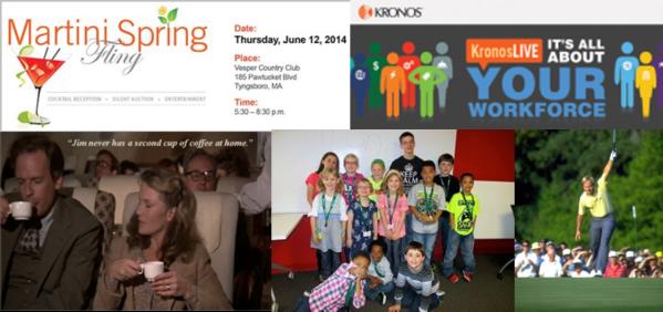 5 Kronos things from May 2014
