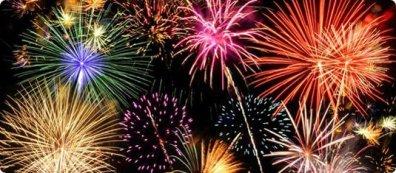 Coloured-Fireworks