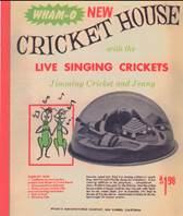 cricket house