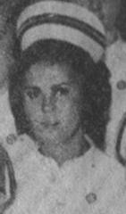 Mom at her Nursing School graduation in 1976.