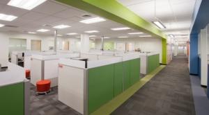 Kronos Empty Offices