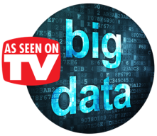 big data as seen on TV