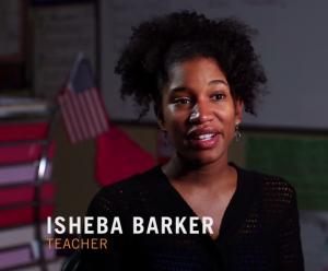 Isheba Barker