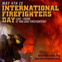 firefightersday
