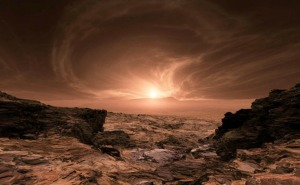 Mars-Clouds