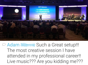 No Adam, we're not kidding.