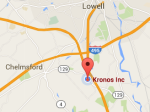 Kronos on Google Maps
